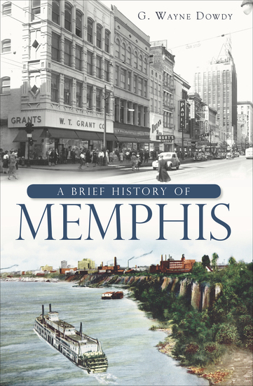 A Brief History of Memphis - cover