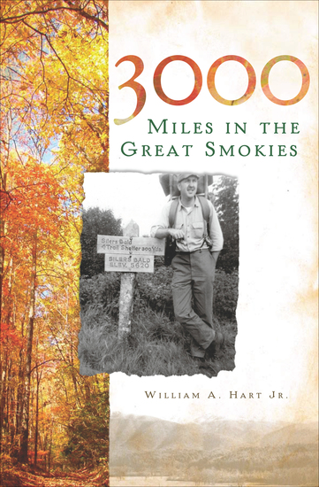 3000 Miles in the Great Smokies - cover