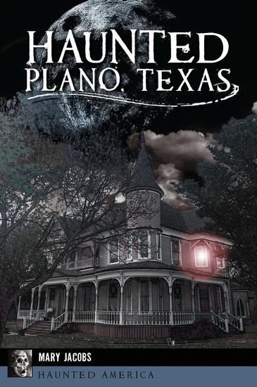 Haunted Plano Texas - cover