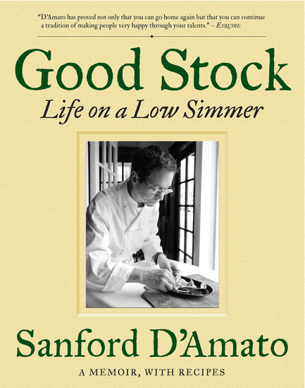 Good Stock - Life on a Low Simmer - cover