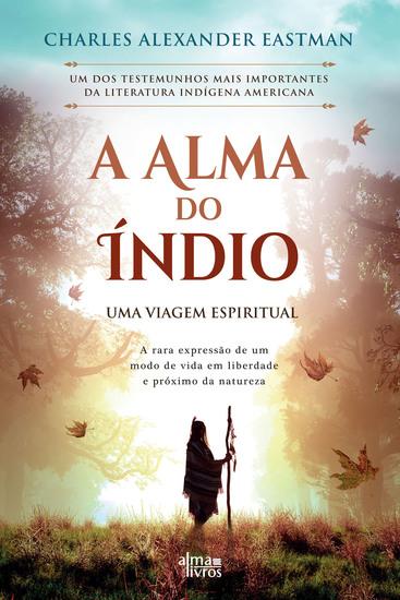 A Alma do Índio - cover
