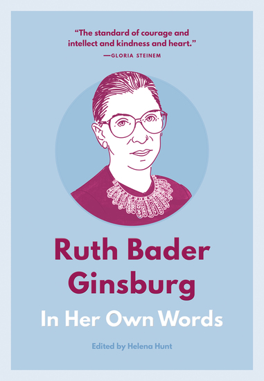 Ruth Bader Ginsburg - In Her Own Words - cover