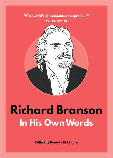 Richard Branson - In His Own Words - cover