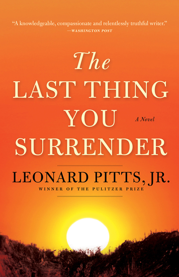 The Last Thing You Surrender - A Novel - cover
