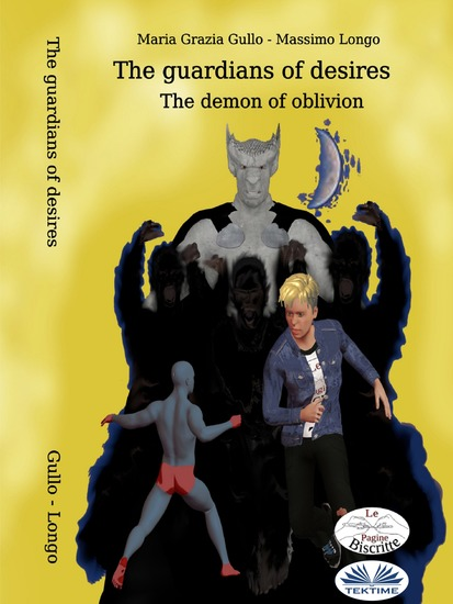 The Guardians Of Desires - The Demon Of Oblivion - cover