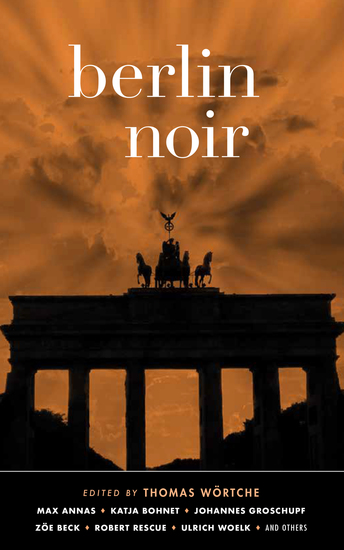 Berlin Noir - cover