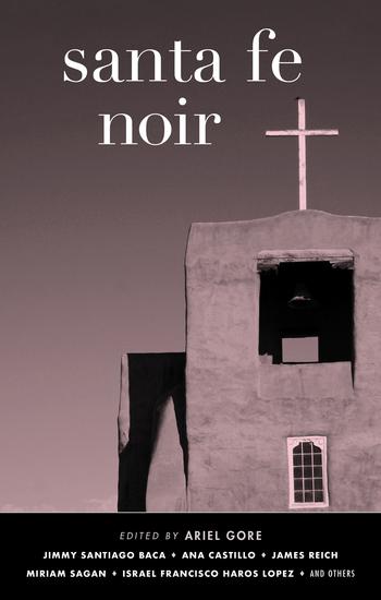 Santa Fe Noir - cover