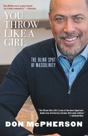 You Throw Like a Girl - The Blind Spot of Masculinity - cover
