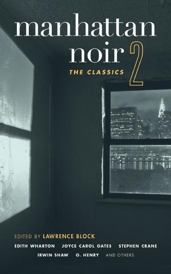 Manhattan Noir 2 - The Classics - cover
