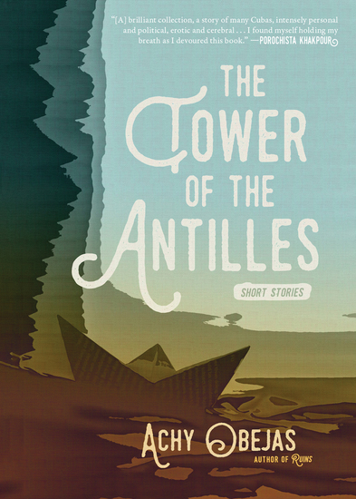 The Tower of the Antilles - Short Stories - cover