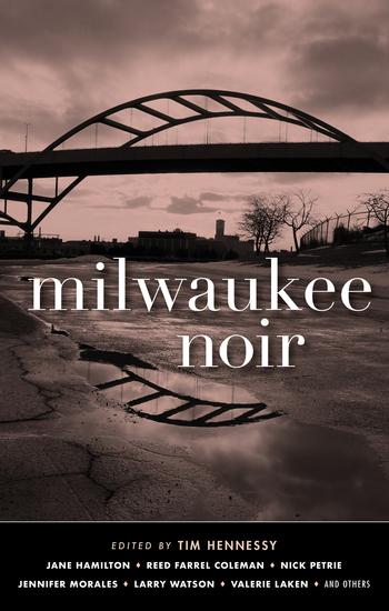 Milwaukee Noir - cover