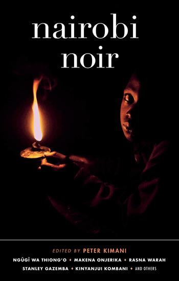 Nairobi Noir - cover