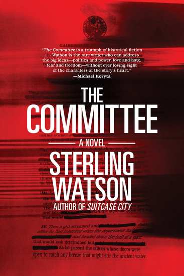 The Committee - A Novel - cover