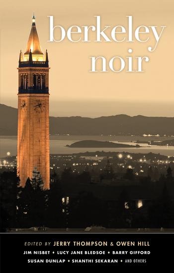 Berkeley Noir - cover
