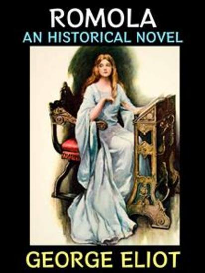 Romola - An Historical Novel - cover