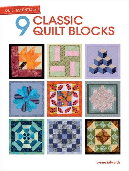 9 Classic Quilt Blocks - cover