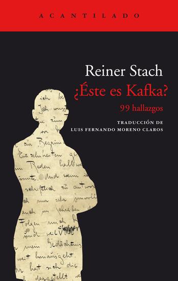 ¿Éste es Kafka? - 99 hallazgos - cover