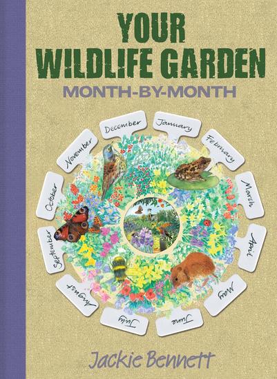 Your Wildlife Garden - cover
