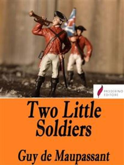 Two Little Soldiers - cover
