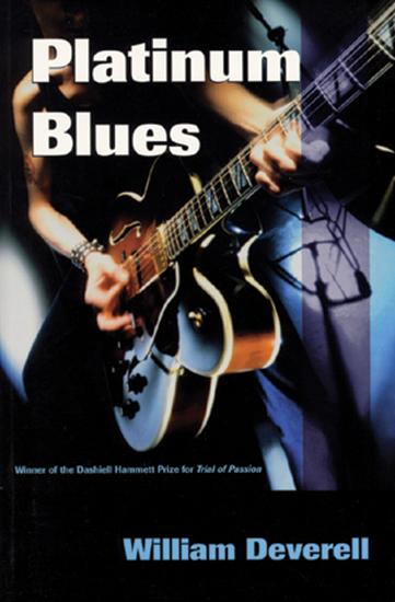Platinum Blues - cover