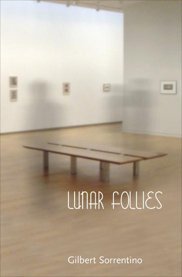 Lunar Follies - cover