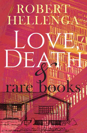Love Death & Rare Books - cover