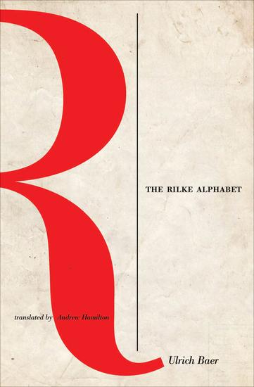 The Rilke Alphabet - cover