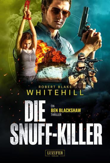 DIE SNUFF-KILLER - Thriller - cover