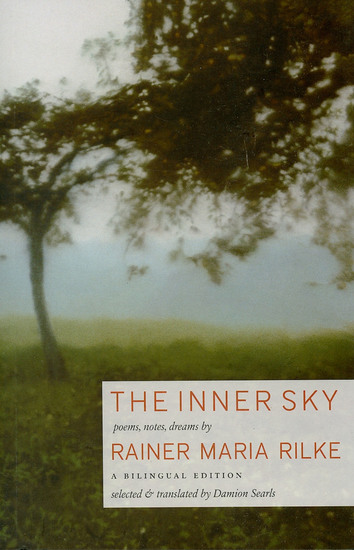 The Inner Sky - Poems Notes Dreams - cover
