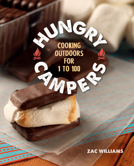 Hungry Campers - Cooking Outdoors for 1 to 100 - cover