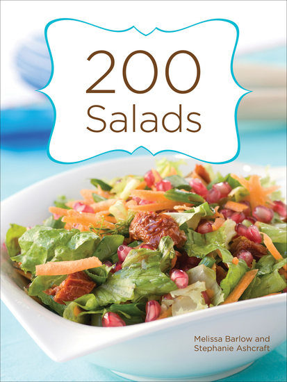 200 Salads - cover