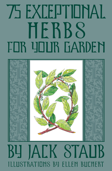 75 Exceptional Herbs for Your Garden - cover