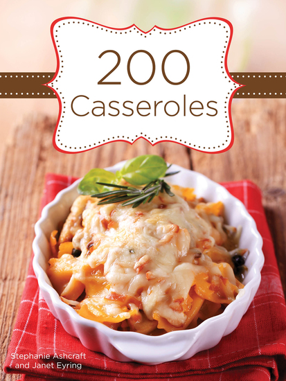 200 Casseroles - cover