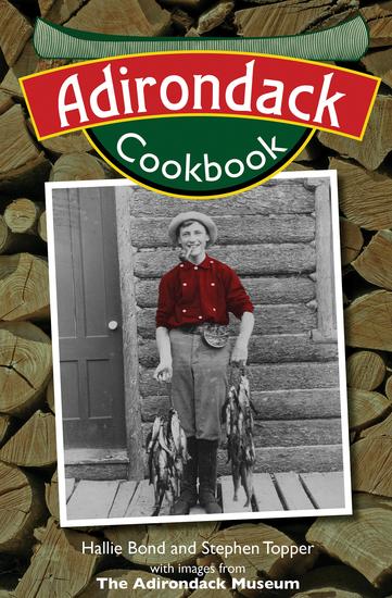 Adirondack Cookbook - cover