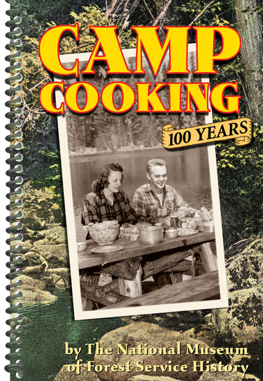Camp Cooking - 100 Years - cover