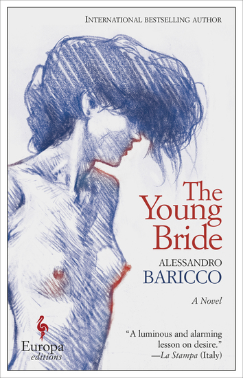 The Young Bride - A Novel - cover