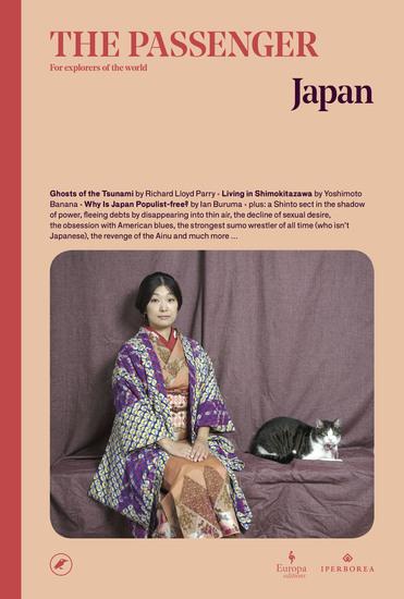 The Passenger: Japan - cover