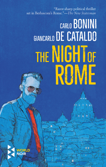 The Night of Rome - cover