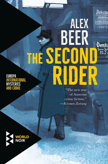 The Second Rider - cover