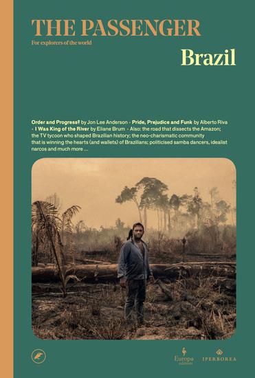 The Passenger: Brazil - cover