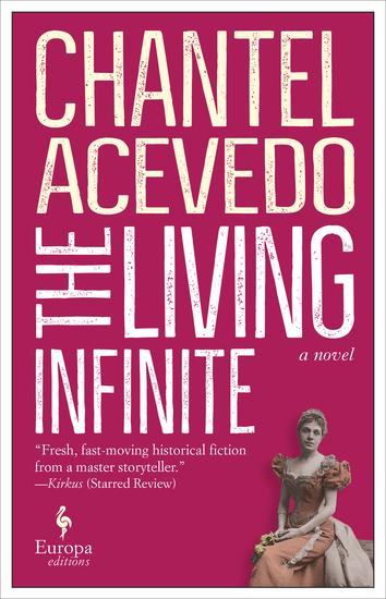 The Living Infinite - A Novel - cover