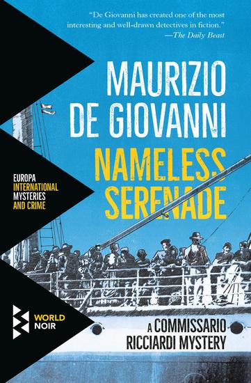 Nameless Serenade - cover