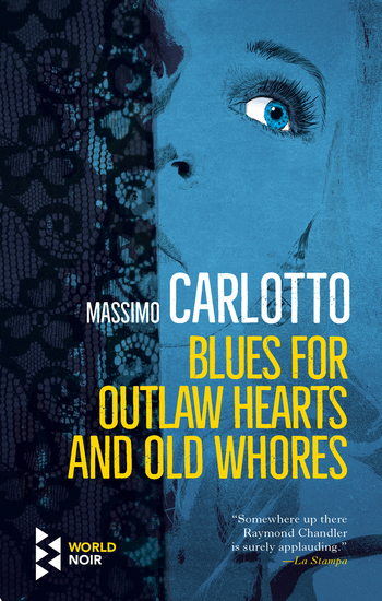Blues for Outlaw Hearts and Old Whores - cover