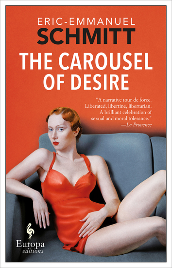 The Carousel of Desire - cover