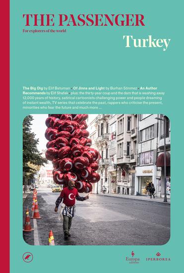 The Passenger: Turkey - cover