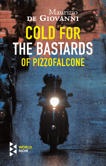 Cold for the Bastards of Pizzofalcone - cover
