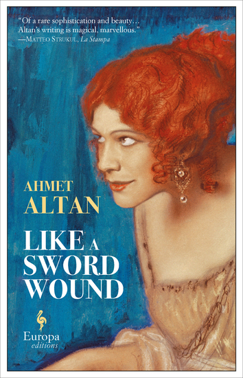 Like a Sword Wound - cover