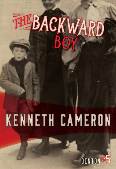 The Backward Boy - cover