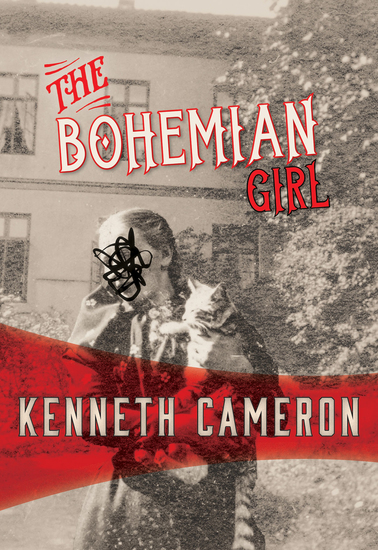 The Bohemian Girl - cover