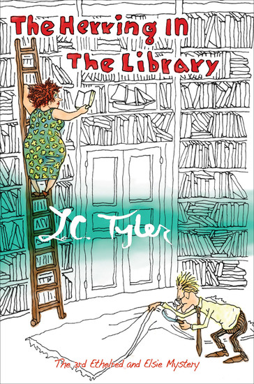 The Herring in the Library - cover